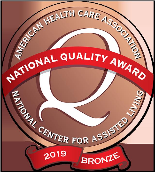 2019 AHCA/NCAL Award | Westerwood