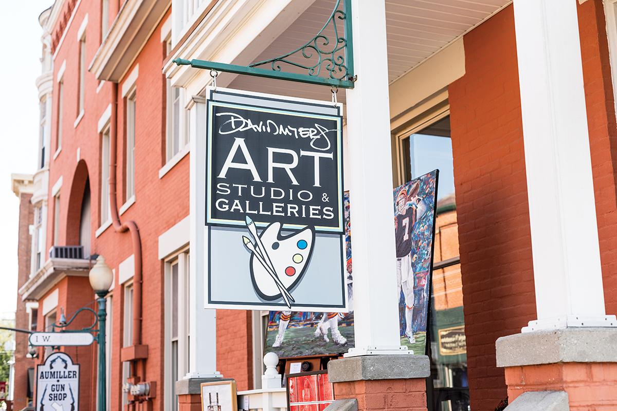 Art studios   Westerwood