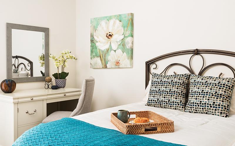 Modern suites | Westerwood