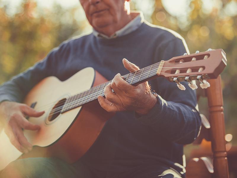 Make some music | Westerwood