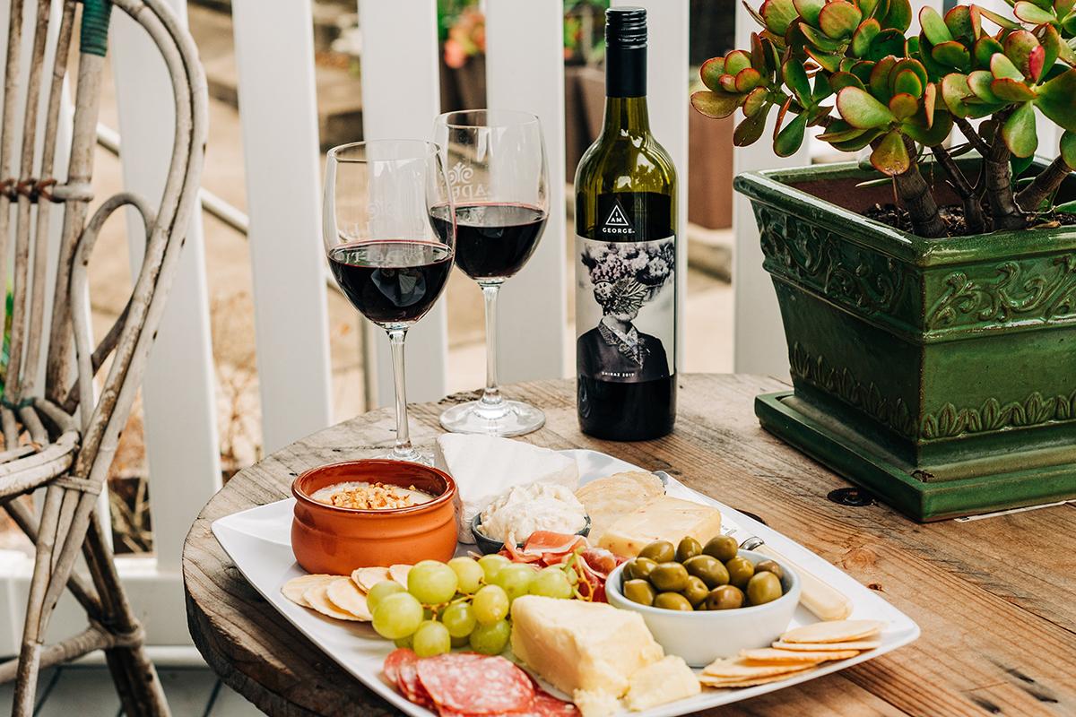 Wine with friends   Westerwood
