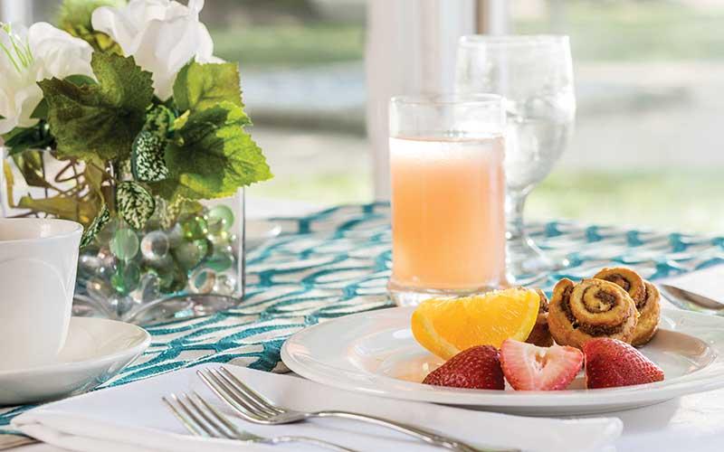 Healthy meals | Westerwood